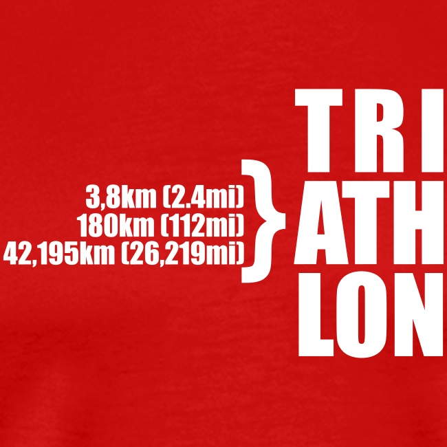 Triathlon Sport Distance