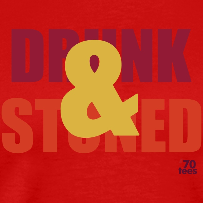 Drunk Stoned