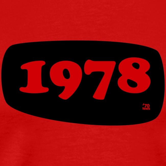 1978 retro number II