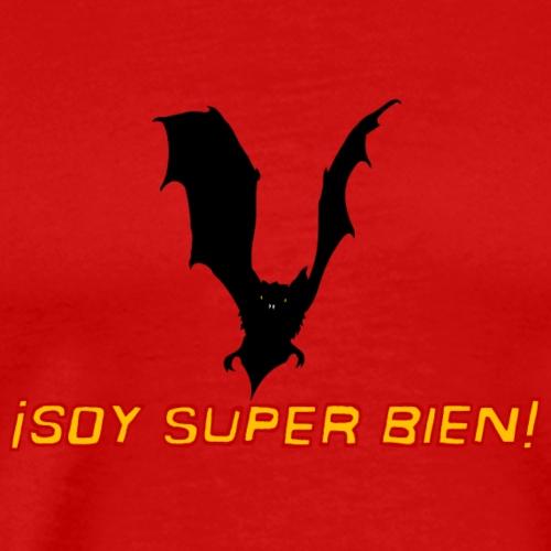 Super Furry Animals: Chupacabras - Men's Premium T-Shirt
