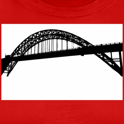 Newcastle Tyne Bridge - Men's Premium T-Shirt