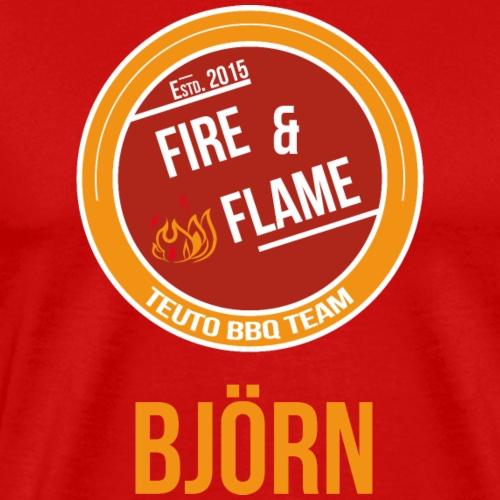 bjoern farbe - Männer Premium T-Shirt