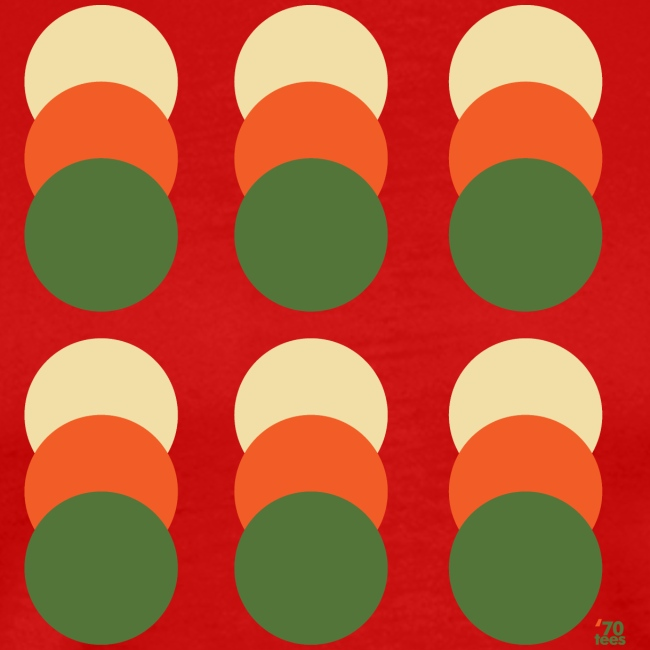 three 70s circles