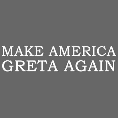 Make America Greta Again - Premium-T-shirt herr