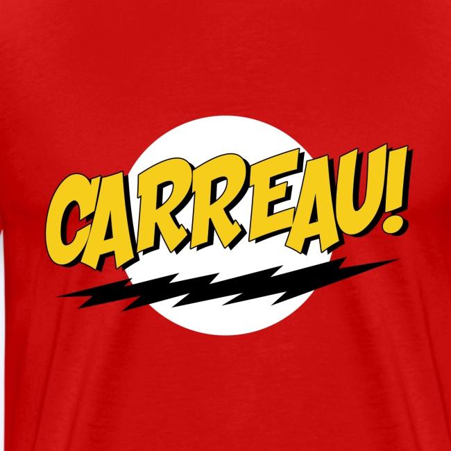Carreau!