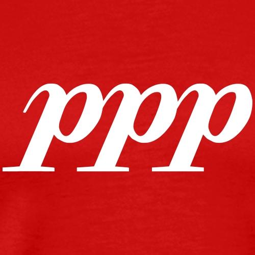 Pianississimo - Männer Premium T-Shirt