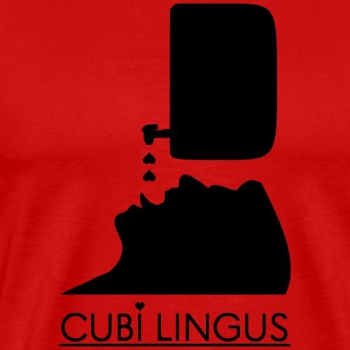 CUBI LINGUS ! - T-shirt Premium Homme