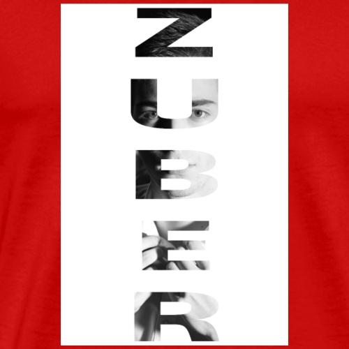 Ein Zuber versteckt sich hinter seinem Namen - Männer Premium T-Shirt