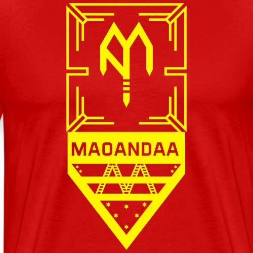 Maoandaa - Männer Premium T-Shirt