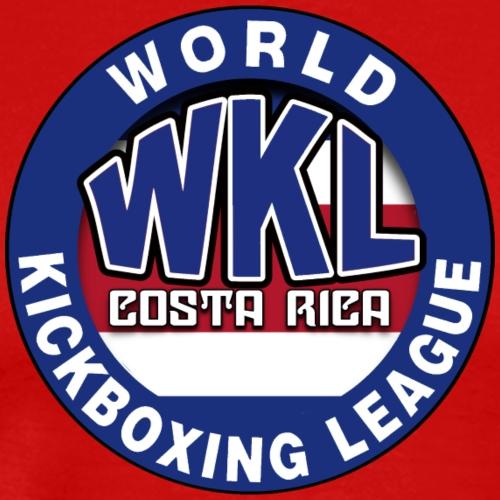 WKL COSTA RICA - Camiseta premium hombre