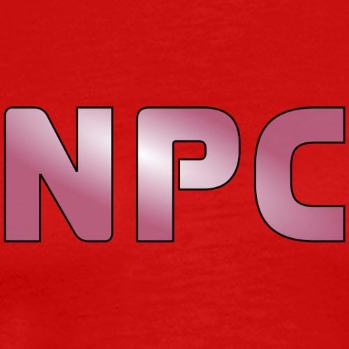 NPC - Men's Premium T-Shirt