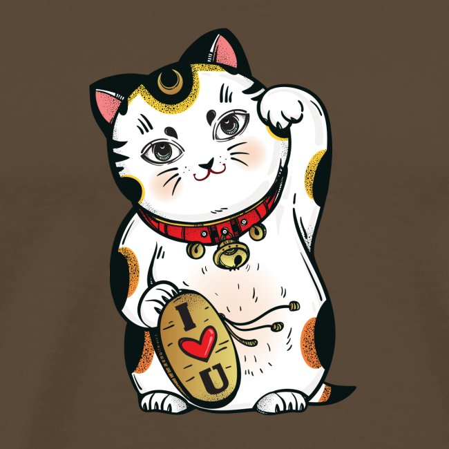 Love Lucky Cat