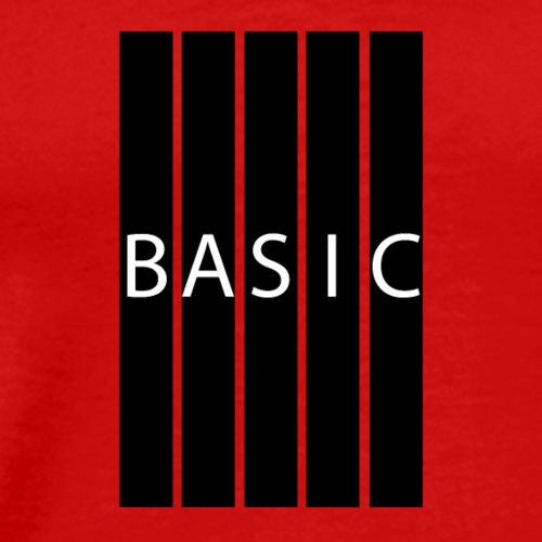 Columns BSC Logo - Men's Premium T-Shirt