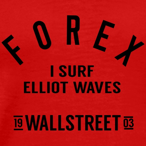 Forex-elliot-waves - Men's Premium T-Shirt