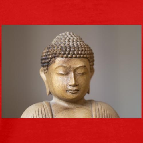 Buddha - Premium-T-shirt herr