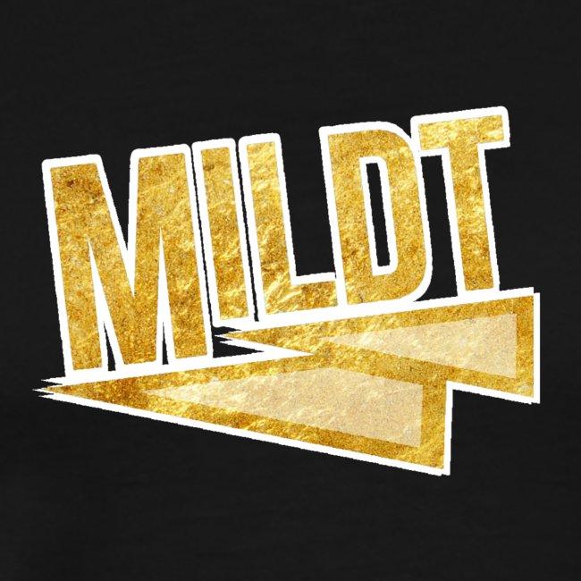 MILDT Gouden Vrouwen Shirt
