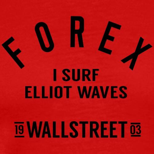 Forex-elliot-waves - Men's Premium T-Shirt