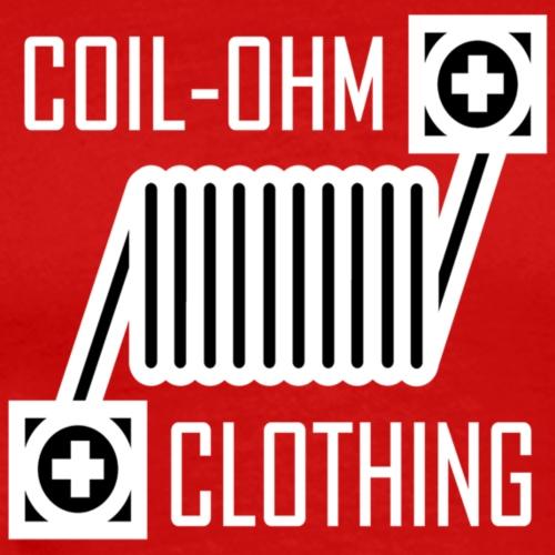 white_logo - Men's Premium T-Shirt