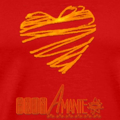 animAmante LOVE - Maglietta Premium da uomo