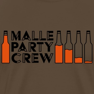 Malle Party Creqw - Männer Premium T-Shirt
