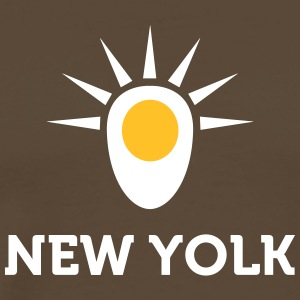 New Yolk - Premium-T-shirt herr