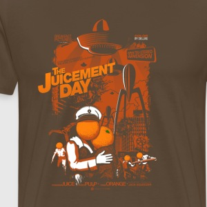 the juicement day - Camiseta premium hombre