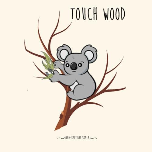 koala's tree - T-shirt Premium Homme