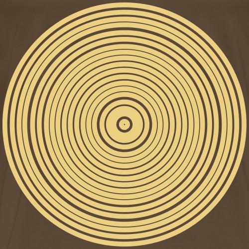 Gong - Männer Premium T-Shirt