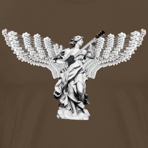 Guitar Angel - Men's Premium T-Shirt