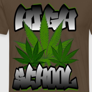 HIGH SCHOOL - Männer Premium T-Shirt