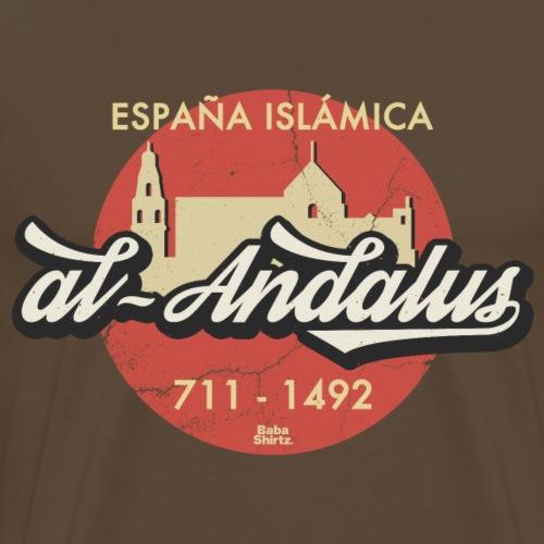 Al Andalus - Männer Premium T-Shirt