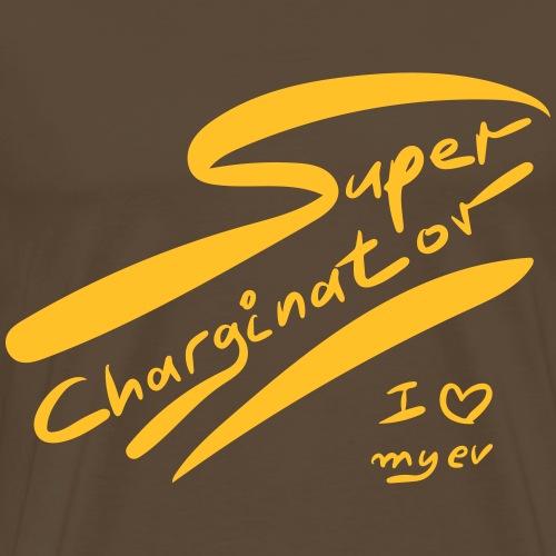Super Charginator - Männer Premium T-Shirt