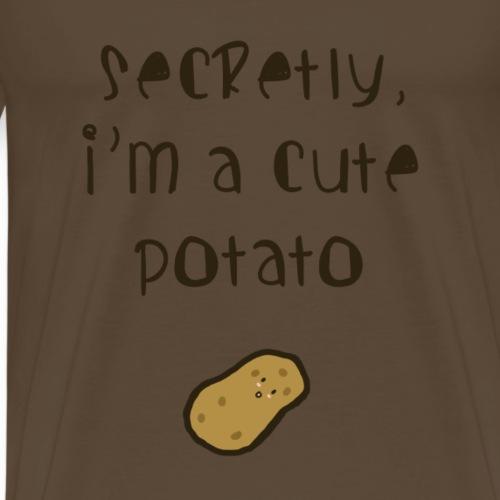 Kumalife potato - Men's Premium T-Shirt