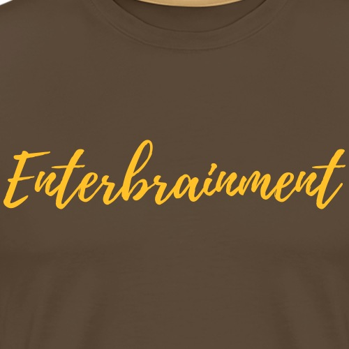 Weiterbildung - Männer Premium T-Shirt