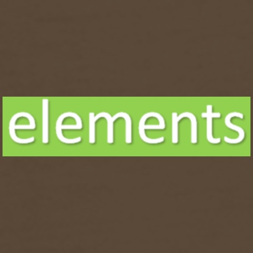 elements - Men's Premium T-Shirt