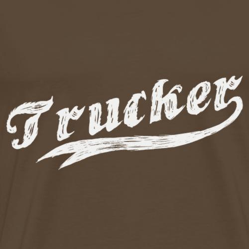 Trucker - Männer Premium T-Shirt