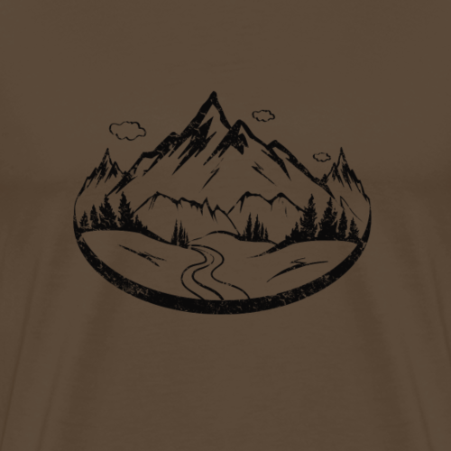 Wild Ride Collection - T-shirt Premium Homme