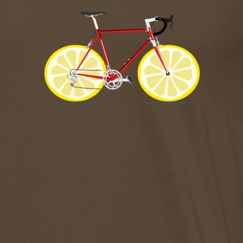 Single Lemon Speed Shirt - Männer Premium T-Shirt