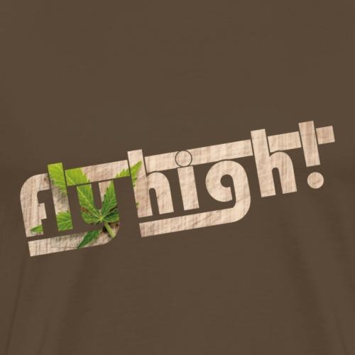 Fly high - Männer Premium T-Shirt