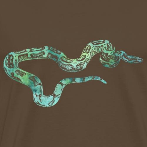 Snake - T-shirt Premium Homme