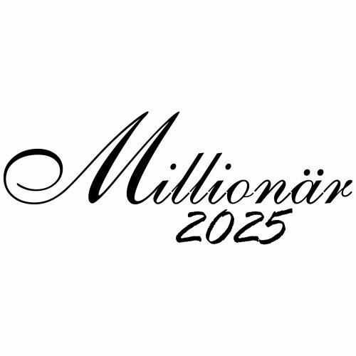 Millionär 2015 als Geschenkidee - Männer Premium T-Shirt