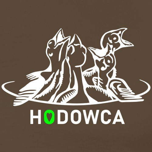 Mlode Kanarki - Hodowla kanarkow - Hodowca - Koszulka męska Premium