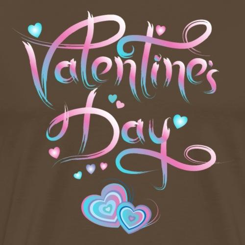 Valentine's Day - Men's Premium T-Shirt