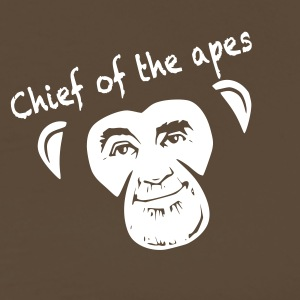 Chief of the apes - Men's Premium T-Shirt