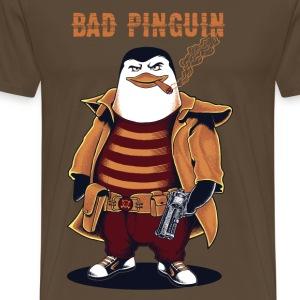 Bad Pinguin - Männer Premium T-Shirt