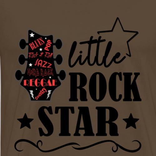 Little Rock Star - Männer Premium T-Shirt