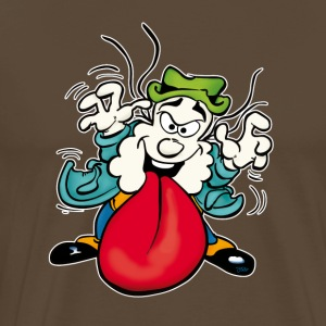 Boleo's Jumper – Zunge Bäääh! - Männer Premium T-Shirt