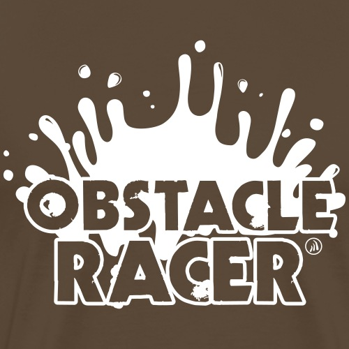 Obstacle Racer - T-shirt Premium Homme