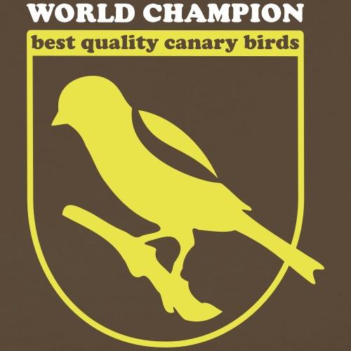 champion canary birds - Canary - Koszulka męska Premium