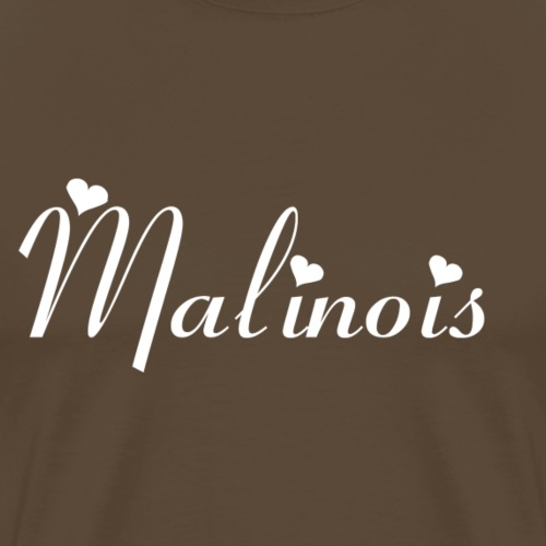 Malinois,Hunderasse,Hundesport,Diensthund, - Männer Premium T-Shirt
